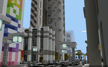 Footscray City Map for Minecraft PE 1 12 0 4, 1 12 0