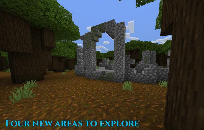 Flatlands Survival Map For Minecraft Pe 11309 1130
