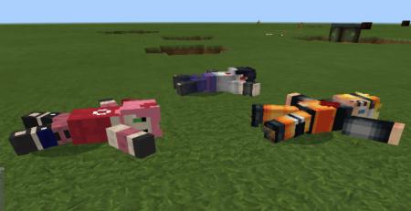 Naruto Shippuden Survival v1 1 4 Addon/Mod Minecraft PE 1