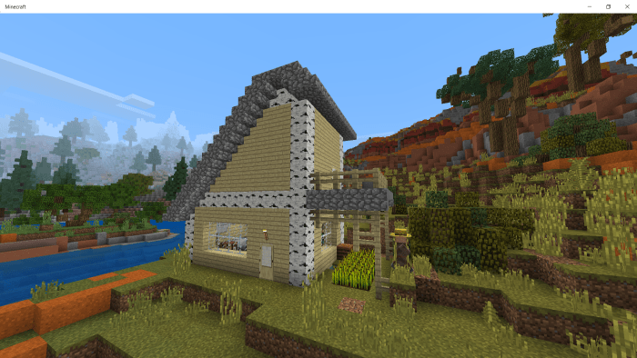 More Structures Minecraft PE Addon/Mod 1.13.1, 1.13.0