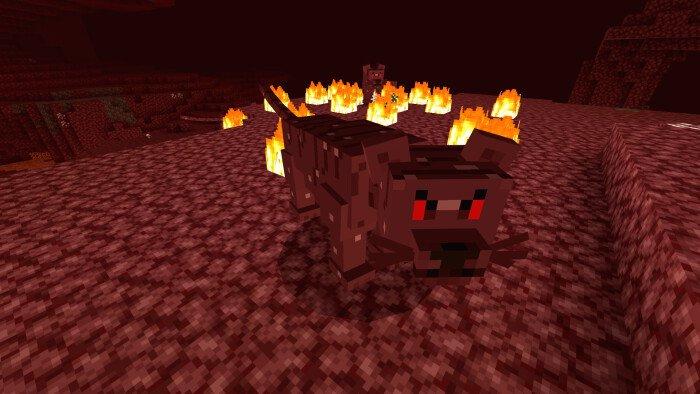 NETHERCATS Minecraft PE Addon/Mod 1.14.1.3, 1.14.1, 1.14.0 ...