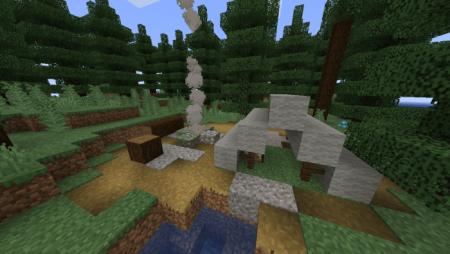 Magnificent Biomes Minecraft Pe Addon Mod 1 16 0 55 1 16 0