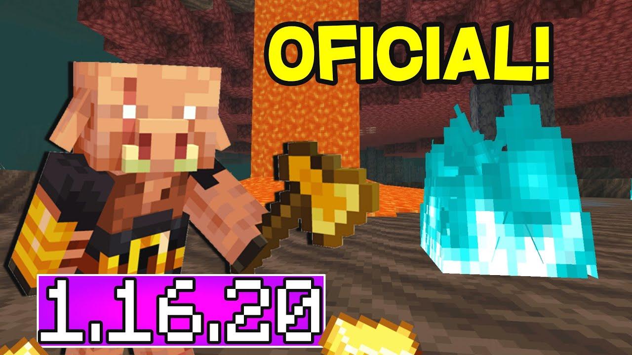 Download Minecraft Pe 1 16 20 03