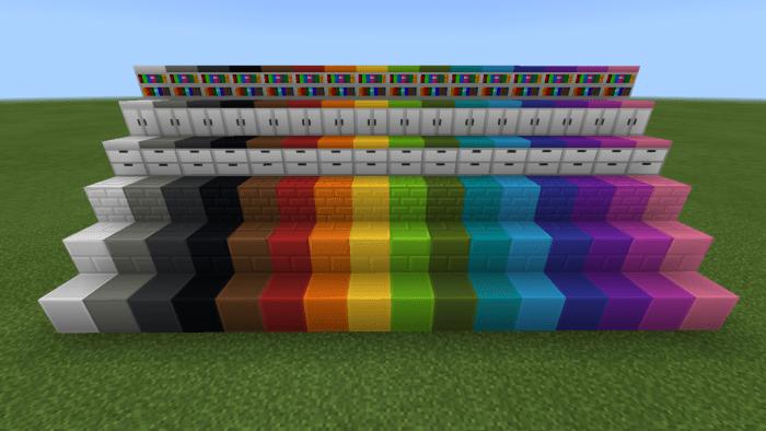 Modern Blocks Minecraft PE Addon/Mod 1.16